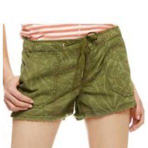 NWT Sanctuary Olive Chambray Shorts
